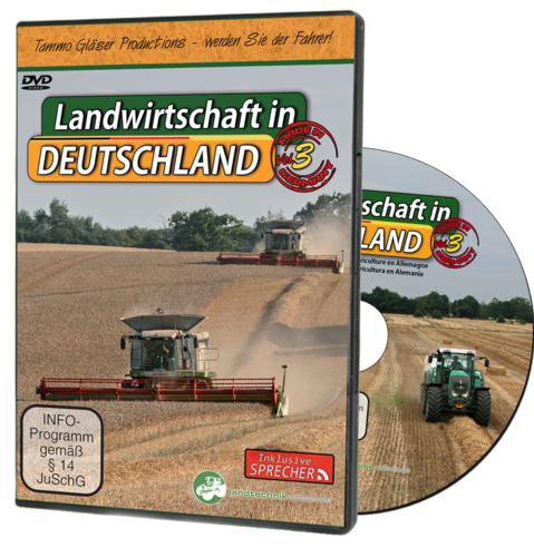 Agricoltura in Germania Vol. 3