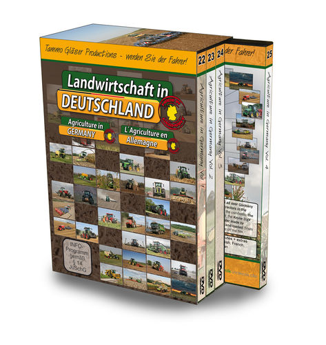 Agriculture in Germany - Collection box
