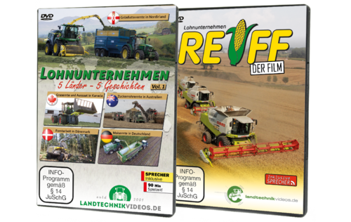 Agri.Contrators + Reiff Contracting [2xDVD]