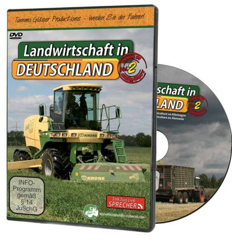 Agriculture in Germany Vol. 2