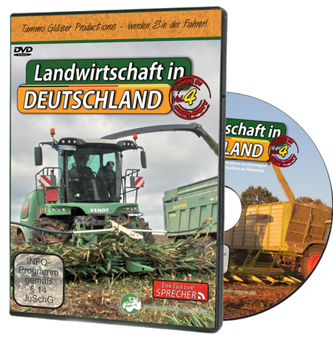 Agriculture in Germany Vol. 4