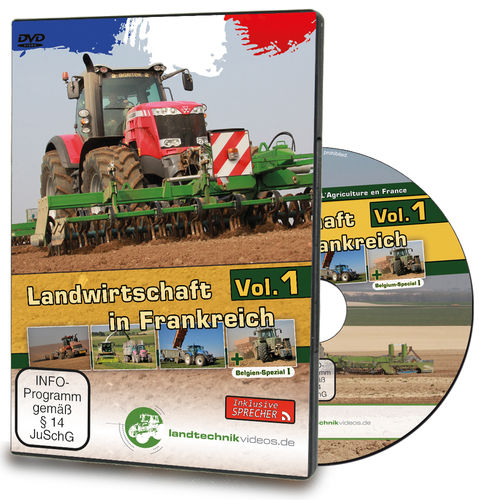 Agriculture in France Vol.1